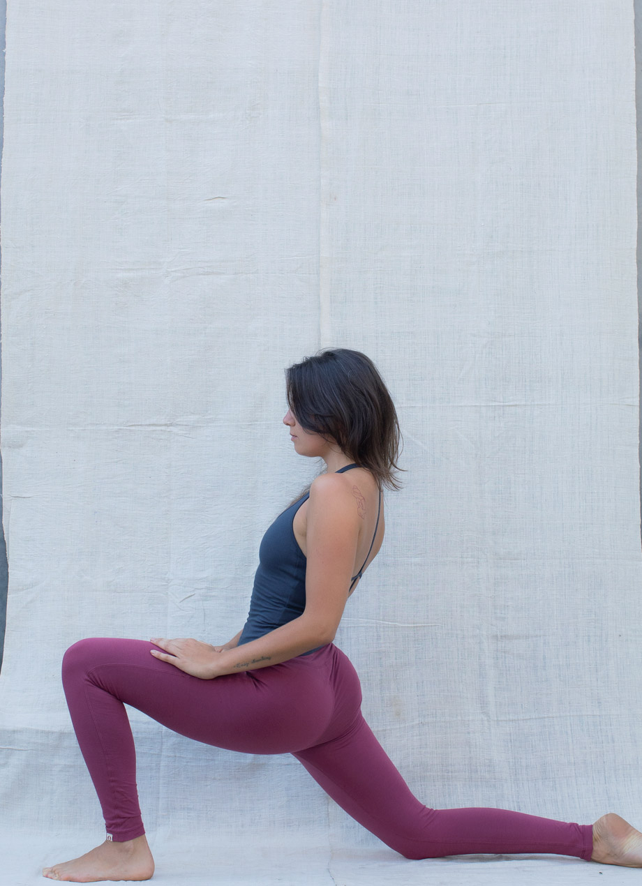 Simple long leggings