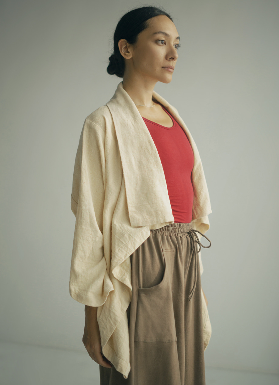 Natural plant-dye Tumanggal jacket