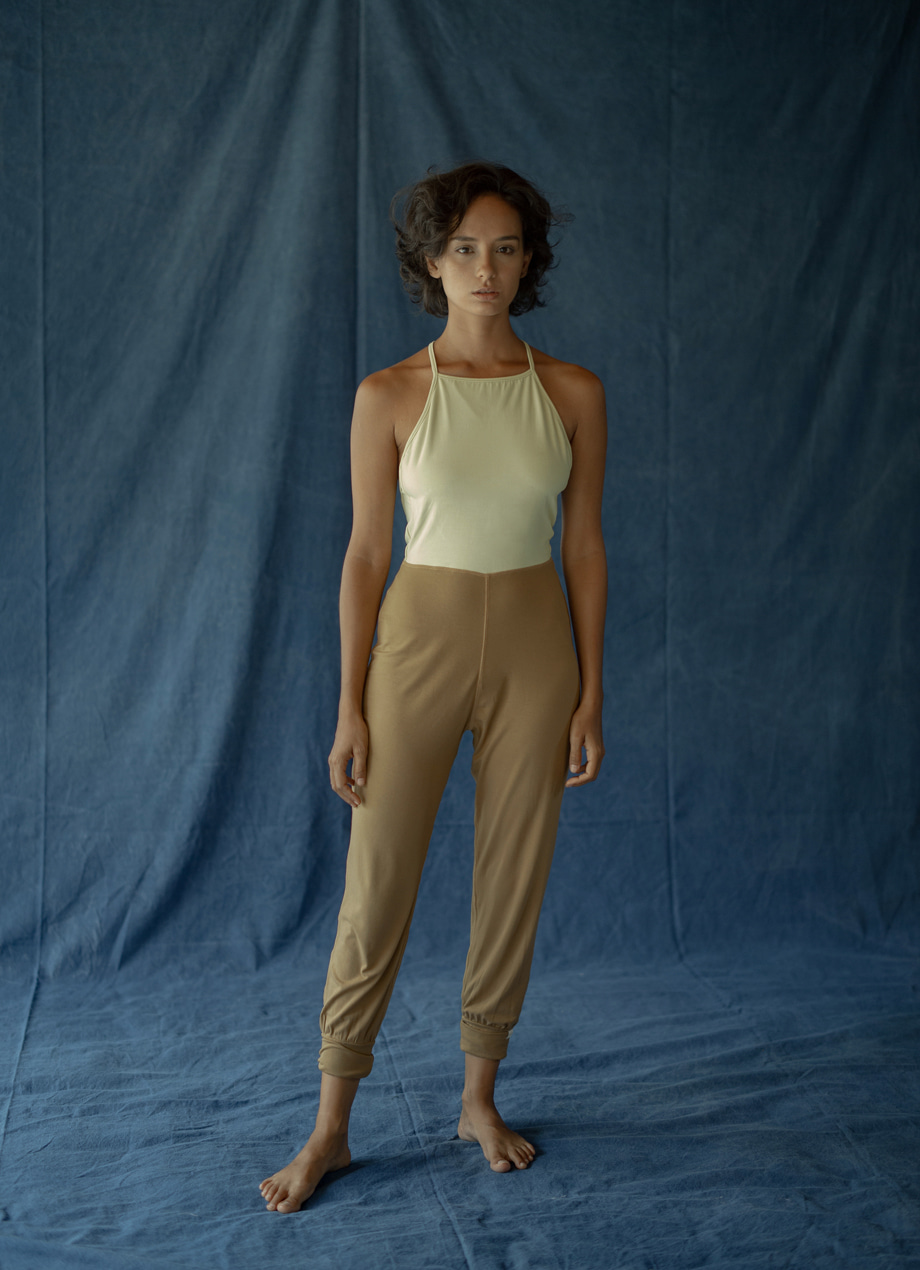 Jogger jumpsuit - Two tone