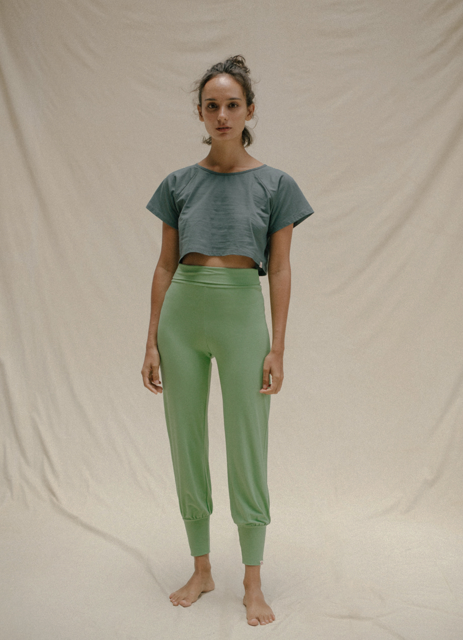 Simple jogger pants ( Lavender fog, Shamrock green 4월 30일 재입고 예정 )